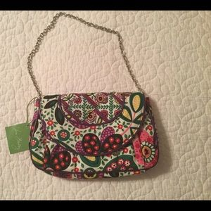 Vera Bradley Petite Chain Bag